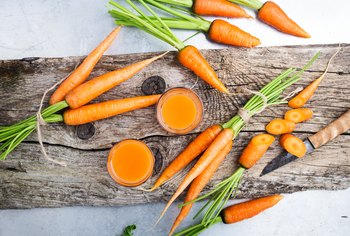 How Much Beta-Carotene in Carrots?