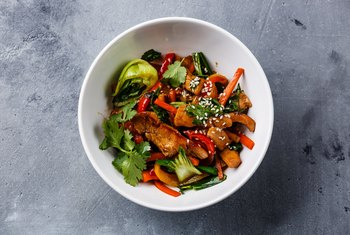 Can Eating Stir-Fries Help You Lose Weight?