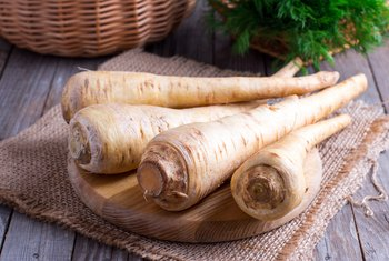 The Health Benefits of Parsnip