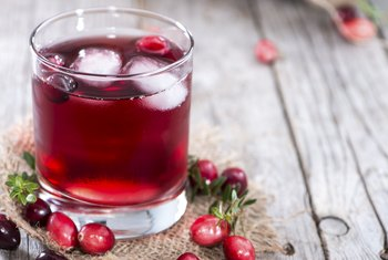 Tart Cherry Juice vs. Unsweetened Cranberry Juice