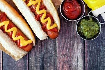 Turkey Hot Dogs as a Source of Protein