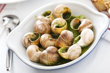 What are the Benefits of Escargot?