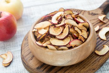 Are Dehydrated Apples Healthy?