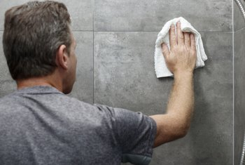 How to Touch Up Grout