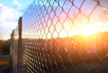 How to Extend the Height of a Chain-Link Fence
