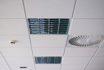 How to Prevent Condensation in Ceiling Vents