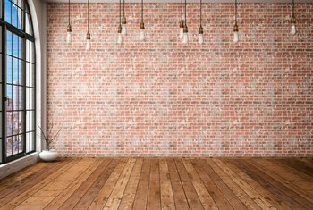 How to Remove Paint to Expose an Interior Brick Wall