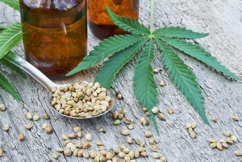 Breakdown of Nutrients in Hemp Oil