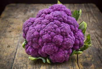 Nutrients of Purple Cauliflower
