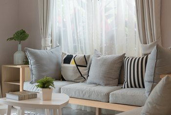 How To Decorate With A Beige Sofa Home Guides Sf Gate