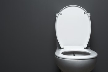 How to Unblock a Toilet Without a Plunger