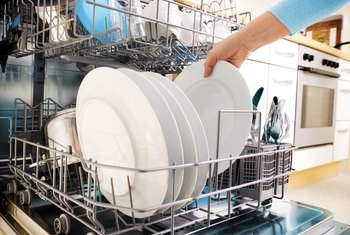 How to Keep a Dishwasher From Building Up Mold