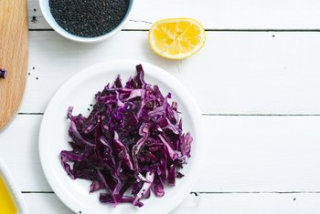 What Are the Health Benefits of Red Cabbage Vs. Green Cabbage?