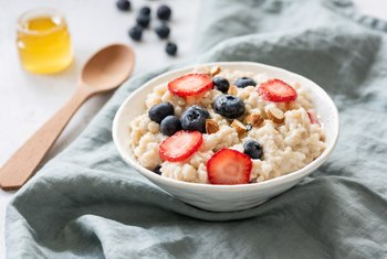 Does Flavored Oatmeal Lower Cholesterol?