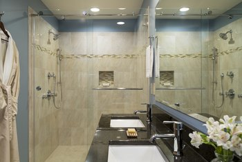 What Paint Can Be Used in the Shower?