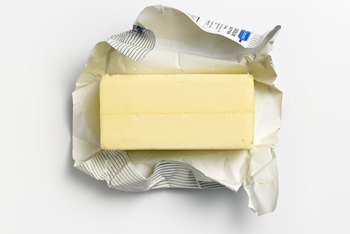 What Are the Health Benefits of Margarine Vs. Butter?