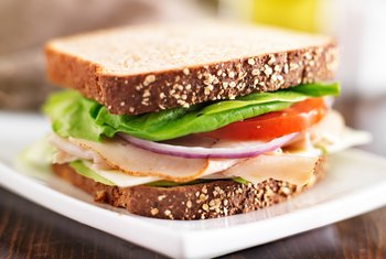 Nutritional Value of Low-Sodium Turkey Deli Meat