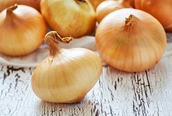 Nutrient Facts for a Medium Yellow Onion