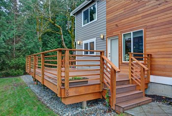 How To Prevent Slippery Wood Deck Surfaces