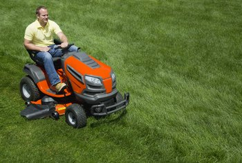 Are There Different Types of Riding Mower Batteries? | Home