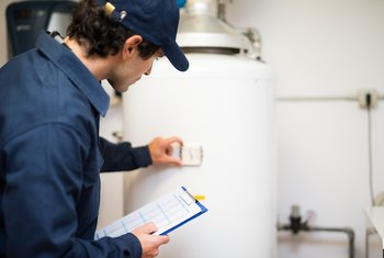 Troubleshooting a Tank-Type Water Heater That Won't Start