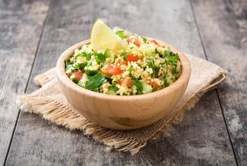 Whole-Wheat Couscous Nutrition Facts