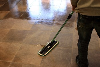 Can Swiffer Sweeper Wet Mopping Cloths Be Used on Wood Floors?