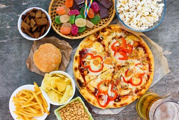Risks for High Calorie Intake