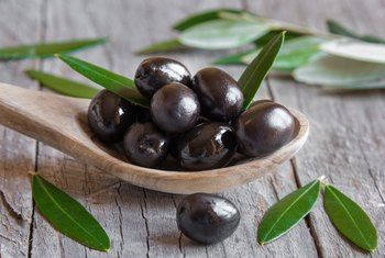 Health Benefit of Black Olives