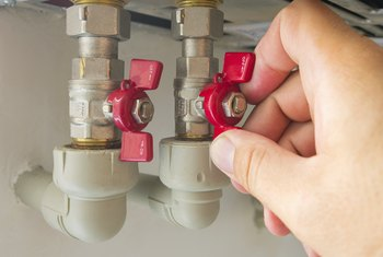 How to Free Stuck Plumbing Valves