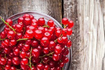 What Are the Nutrients in Red Currants?