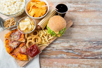 How Does Junk Food Affect Your Weight & Energy?