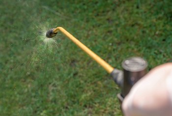 When to Fertilize & Apply Weed Killer to a Lawn?