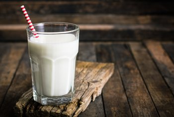Goat Milk Nutrients Vs. Cow Milk