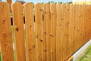 Recommended Wood for Fences