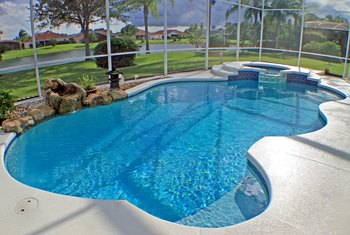 Is it OK to Drain Pool Water Into a Yard?