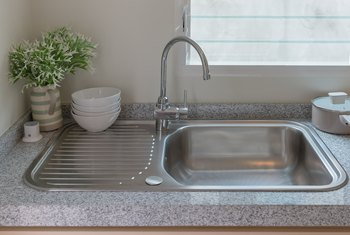 How to Seal a Stainless Steel Sink Drain