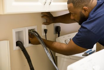 Do Clothes Washing Machines Need Special Electrical Hookups Home