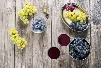 Which Grapes Are Better for You: Red or White?