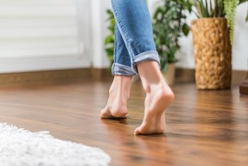 How to Remove Scuff Marks Left by Furniture Legs on Hardwood Floors