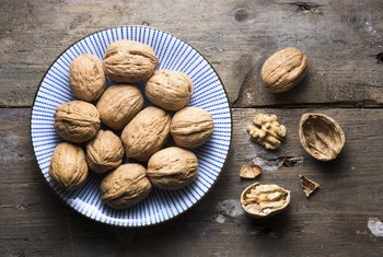 Potassium Content of Walnuts