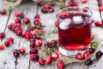 Does Drinking Cranberry Juice Increase Your Blood Sugar Level?