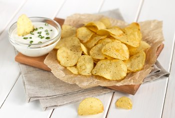 How Much Sodium in a Single Serving of Potato Chips?