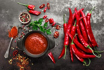 List of Spicy Foods