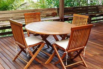 How to Refinish Teakwood