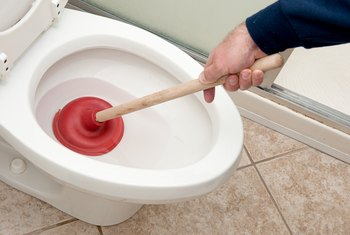How to Unclog a Toilet Without a Plunger or Snake