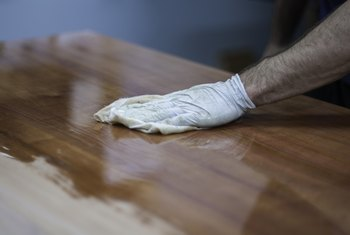 How to Get a Mirror Finish on Wood