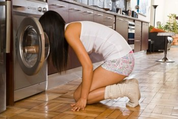 Choose your dryer cycle carefully to ensure long-lasting clothes.