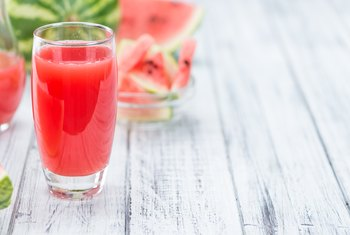Watermelon Juice for Hydration