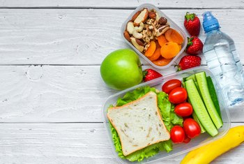 Healthy Eating for 10-11 Year Olds